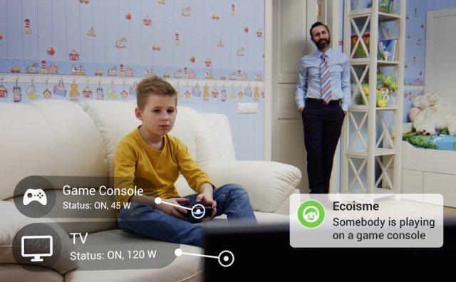 Ecoisme jest najbardziej inteligentny system monitorowania energii w domu