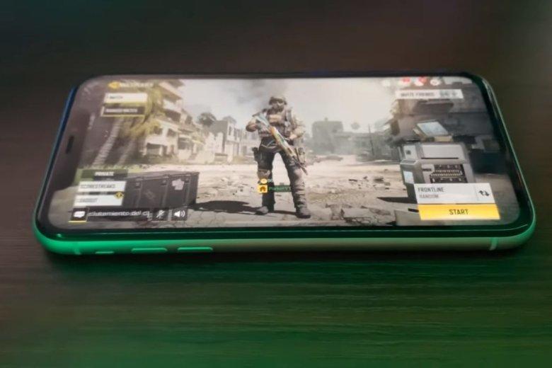 W pierwszym tygodniu po premierze mobilną wersję Call of Duty ściągnięto 100 milionów razy.