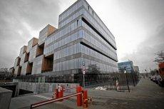 Budynek Pixel, w którym siedzibę od samego początku jego istnienia ma Grupa Allegro.