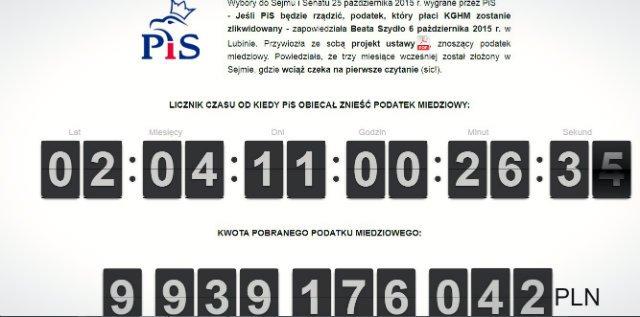 Licznik za niedługo dobije do 10 mld złotych