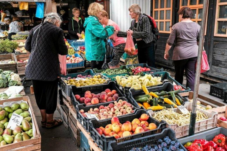 Ceny żywności wzrosły w porównaniu do ubiegłego roku o 4 proc.