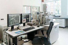 Laboratorium Mikroskopii Elektronowej Wrocławskiego Centrum Badań EIT+, w którym również będą wykonywane badania dra Grzegorza Chodaczka