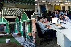 Firmy w Polsce stawiają na design biurowy