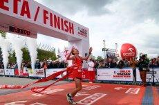 Artur Kozłowski, przedsiębiorca i biegacz. Na mecie Orlen Warsaw Marathon 2017 zameldował się na trzecim miejscu, jako najlepszy z Polaków