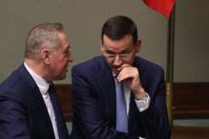 Minister Morawiecki może liczyć na spokojny weekend.