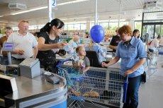 Skok zarobków w branży FMCG to efekt wysokiego poziomu konsumpcji.