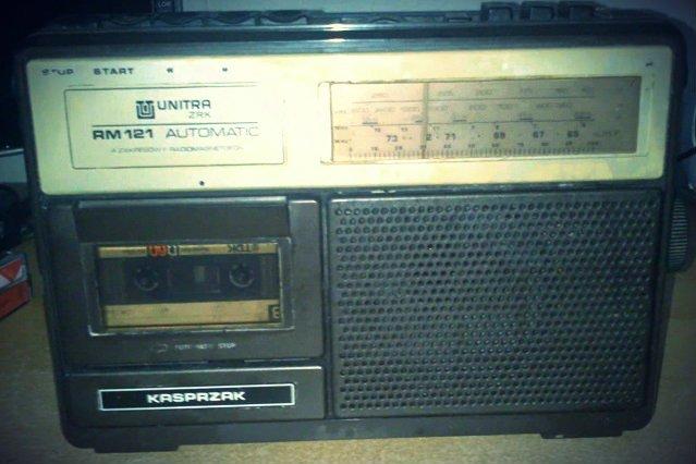 Magnetofon Kasprzak – niegdyś stały element wyposażenia każdego domu