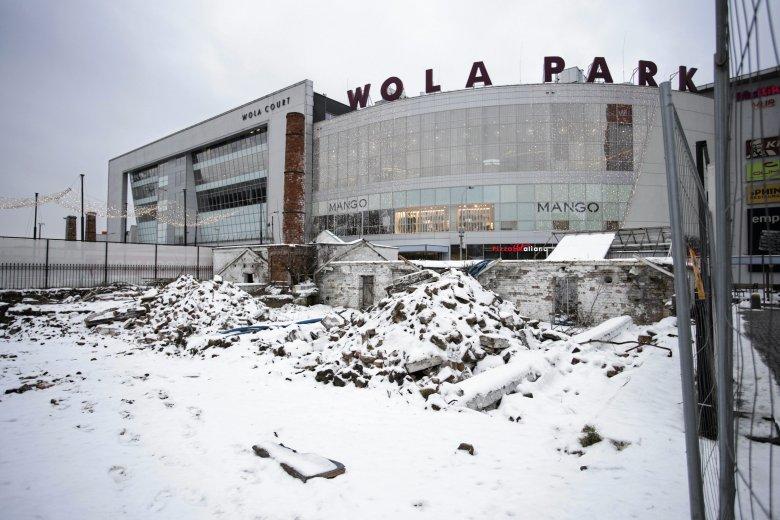 Grunty, na których wybudowano galerię Wola Park, mogły zostać reprywatyzowane na podstawie sfałszowanych roszczeń.