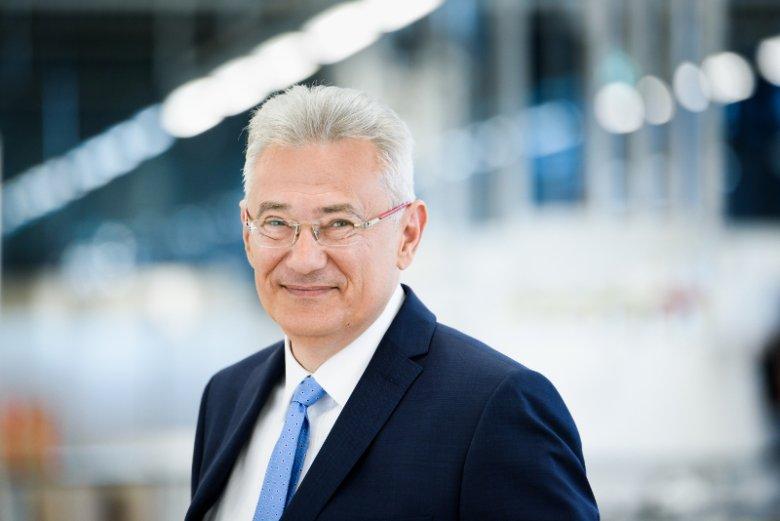 Adam Gajewski - Dyrektor Centrum Badań i Rozwoju Mondelez International we Wrocławiu