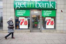 Tomasz Misiak z zarządu Getin Noble Bank zapewnia, że szum medialny nie ma związku z działalnością operacyjną banku.