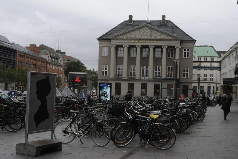 Mieszkańcy Kopenhagi jeżdżą rowerami nie tylko z wygody: w krajach skandynawskich afiszowanie się bogactwem jest źle widziane.