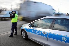 """W ramach akcji """"Prędkość"""" 24 lutego 2019 r. kontrola na polskich drogach będzie wzmożona."""
