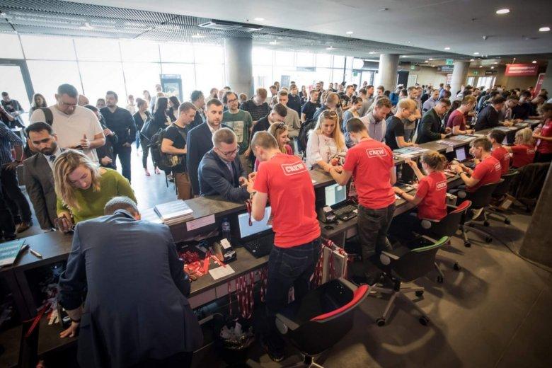 W Gdańsku ma się pojawić 300 startupowców, 150 inwestorów, wystąpi 200 prelegentów. Liczba uczestników ma iść w tysiące.