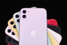 iPhone 11 w końcu dostał szybkie ładowanie. Szkoda tylko, że ładowarkę trzeba dokupić oddzielnie.