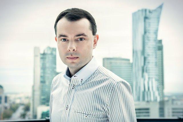 Piotr Żółkiewicz z funduszu inwestycyjnego Zolkiewicz&Partners