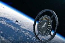 Pierwszy hotel w przestrzeni kosmicznej ma powstać do 2025 roku.