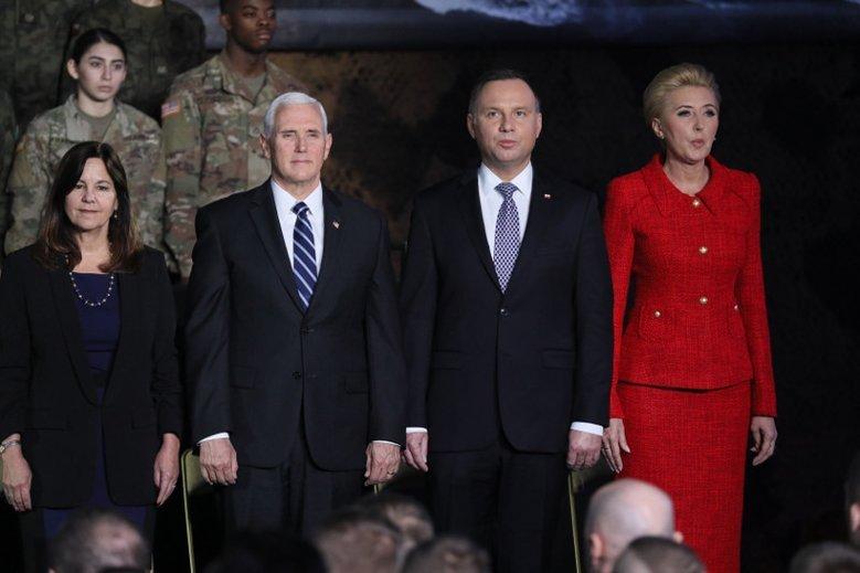 Inicjatorami konferencji w Warszawie był rząd USA. Mimo to za spotkanie nie zapłacił ani grosza - wszystkie koszty pokryła Polska.