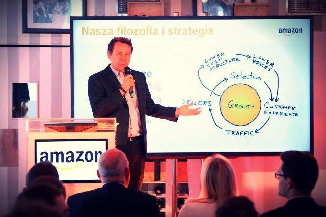 Konferencja Amazona, na której przedstawiono nowe rozwiązania dla polskich sprzedawców