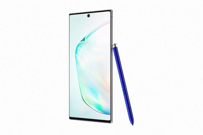 Samsung zaprezentował nowe smartfony Galaxy Note 10 i Galaxy Note 10+.