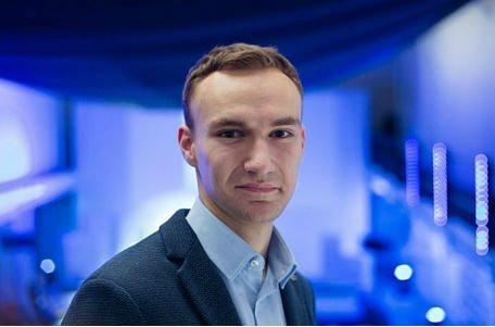 ALex Tokarev, przedstawiciel Wishround Poland na stanowisku Customer Success Executive