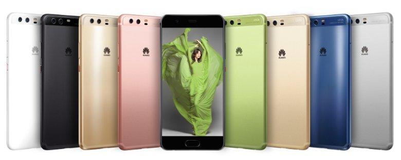 Najnowszy flagowiec Huawei dostępny jest w 8 kolorach obudowy