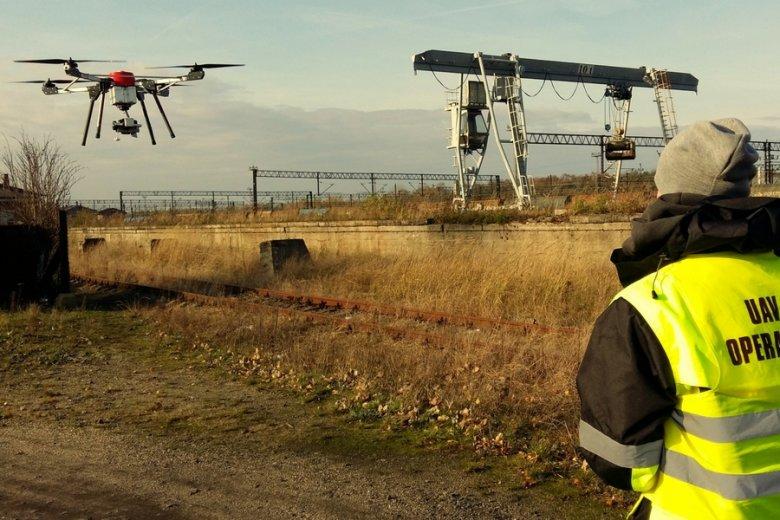 Rynek dronów w Polsce jest warty nieco ponad 200 mln zł, ale w ciągu dekady może urosnąć do 10 mld złotych.