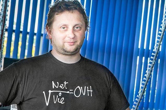 Octave Klaba, szef OVH, tłumaczy jak doszło do awarii, która odcięła od sieci pół Europy