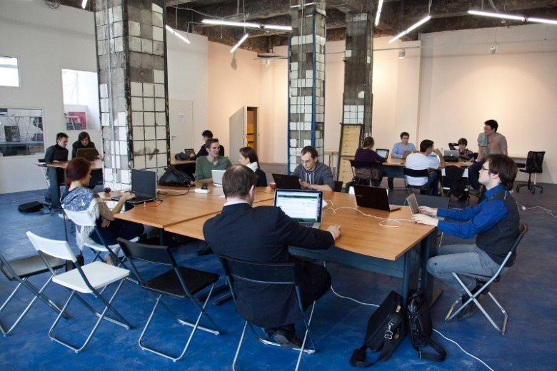Biura coworkingowe to naturalne środowisko pracy twórców start-upowych biznesów