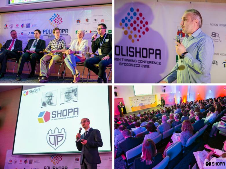 Polishopa Design Thinking Conference Bydgoszcz 2015