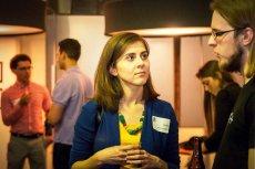 Monika Burzyńska–Evje: – Patrzyłam na fajnie ubrane dziewczyny chodzące do biur i myślałam, ja też tak chcę. Mam przecież magistra. Dziś Monika pracuje w sercu dzielnicy finansowej San Francisco, w wycenianej na 26 miliardów dolarów firmie LinkedIn.