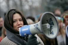 Kinga Rusin nie szczędzi ministrowi środowiska gorzkich słów