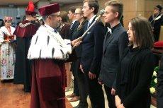 Inauguracja roku akademickiego na Uniwersytecie Ekonomicznym w Katowicach.