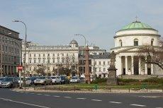 Przy Placu Trzech Krzyży w Warszawie znajduje się Ministerstwo Rozwoju. Tam zostanie rzostrzygnięty konkurs.