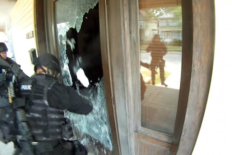 Tyler Barriss nasłał na przypadkową osobę SWAT