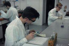 Laboratorium Nitro-Chemu