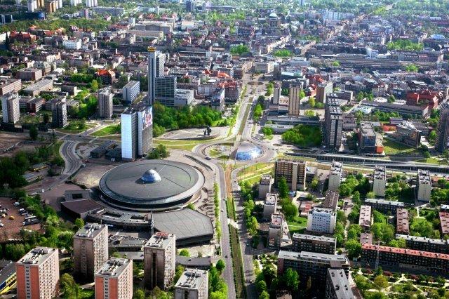 Katowice - jedno z miast, które ma szansę być sceną walki o pracowników