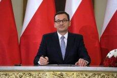 Premierowi Mateuszowi Morawieckiemu marzy się nieformalny holding Polska S.A. W jego skład mają wchodzić najważniejsi polscy przedsiębiorcy.