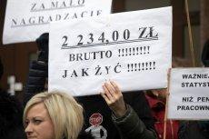 Pensja minimalna wyniesie ponad 2,5 tysiąca złotych brutto?