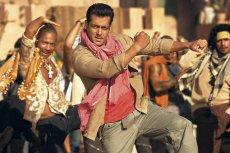 Salman Khan, jedna z największych gwiazd Bollywood