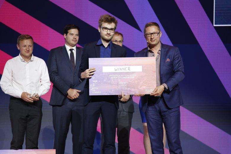 Konrad Szczukiewicz z zarządu Shelfwise i Marcin Półchłopek, dyrektor marketingu w P&G na Europę Centralną