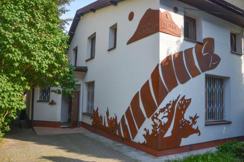 Siedziba BT Diuna przy ul. Słowiczej 33 w Warszawie