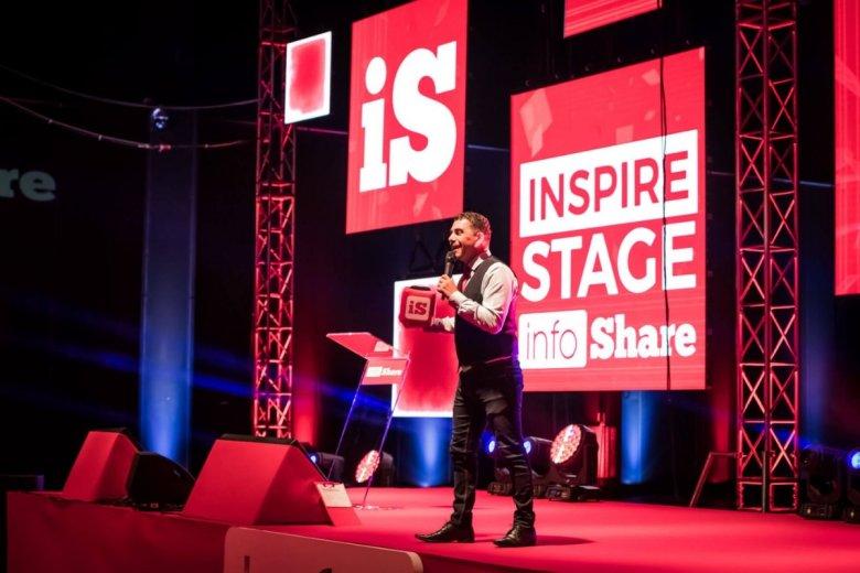 InfoShare już po raz 13. odbędzie się w Gdańsku.