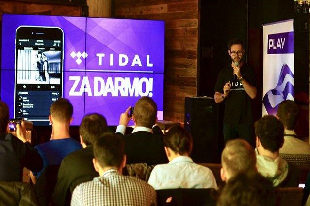 - Wraz z Tidalem, zapewniamy naszym abonentom bezpłatny, dwuletni streaming muzyki w najwyższej jakości - Bartosz Dobrzyński