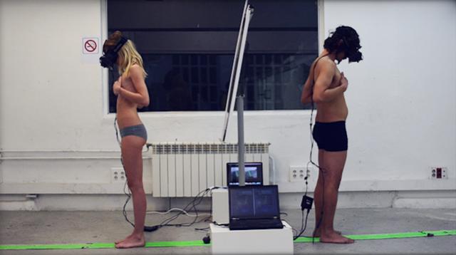 """Społeczno-psychologiczny projekt """"Gender Swap"""" z wykorzystaniem wirtualnej rzeczywistości."""