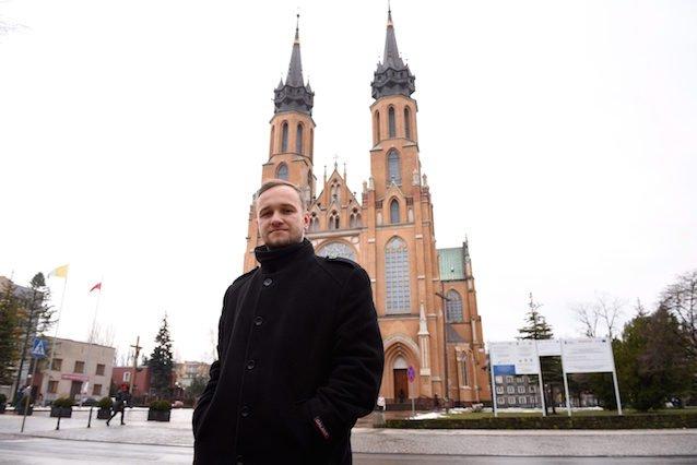 Mieszko Makowski, założyciel Kabuto.