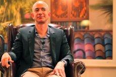 Jeff Bezos co chwila wymienia się prowadzeniem z Billem Gatesem w wyścigu o tytuł najbogatszego człowieka świata