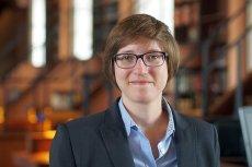 Julia Reda - eurodeputowana, która upubliczniła niewygodny dla urzędników raport