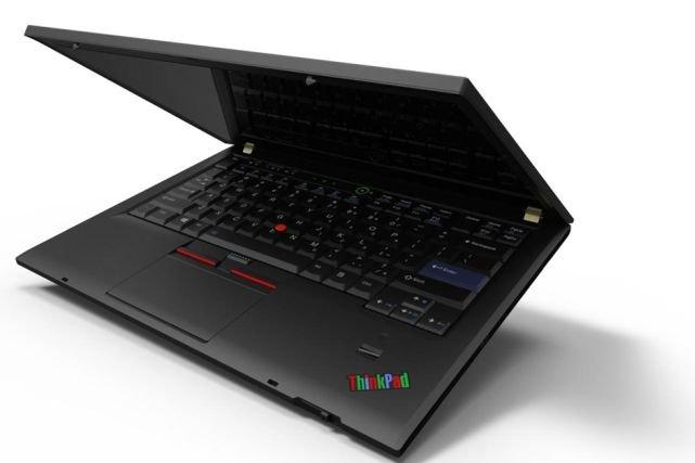 Tak prawdopodobnie będzie wyglądał nowy, wskrzeszony laptop ThinkPad, wzorowany na modelu z 1992 roku