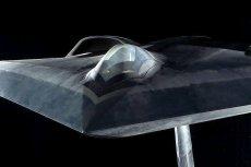 Koncern Airbus zaprezentował tworzony od wielu lat w tajemnicy obiekt o nazwie LOUT - to projekt bezzałogowego samolotu bojowego.