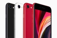 Najtańsza wersja nowego iPhone'a SE będzie kosztowała 2199 zł.